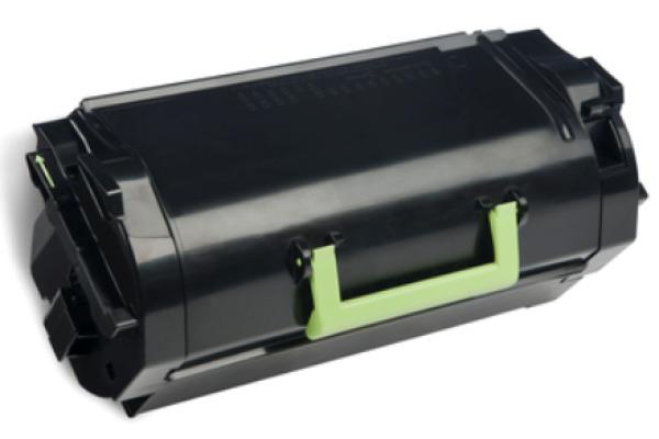 LEXMARK Toner-Modul return EHY schwarz 52D2X00 MS711/812 45´000 Seiten