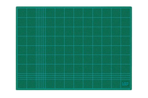 6tlg Schneidmatte grün A3 45x30cm Sonderangebot Schneidematte Schneidunterlage