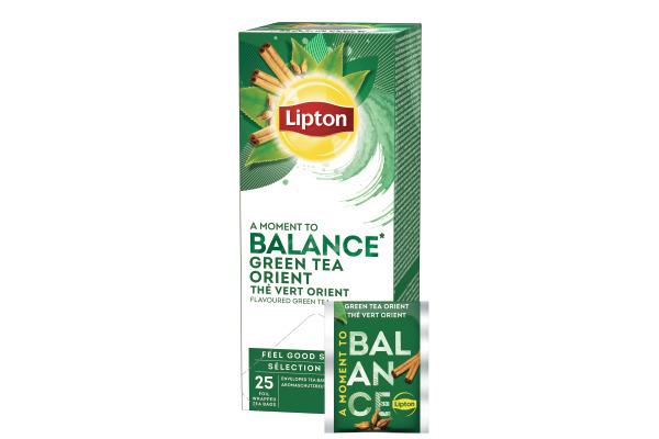 LIPTON Green Tea Orient 159822 25 Beutel