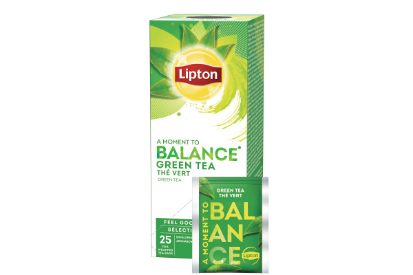LIPTON Green Tea 590417 25 Beutel