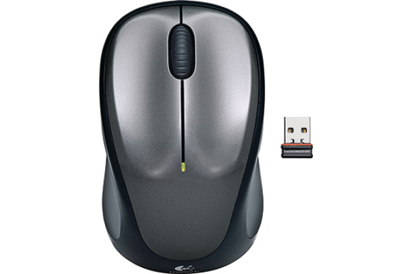 LOGITECH M235 Wireless Mouse 910-002201 black/silver