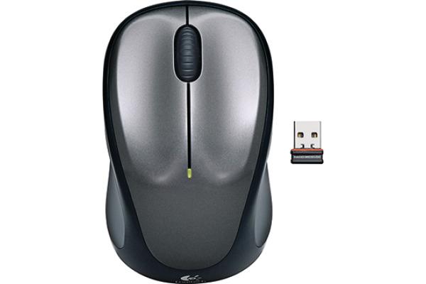 LOGITECH M235 Wireless Mouse 910-002201 black/silver