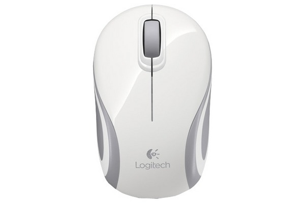 LOGITECH Wireless Mini Mouse M187 910-002735 white