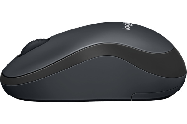 LOGITECH Mouse M220 silent in-House 910-004878 Black