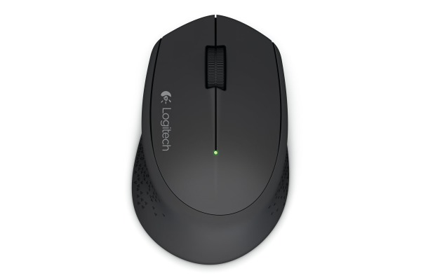 LOGITECH Wireless Mouse M280 910004287 Schwarz