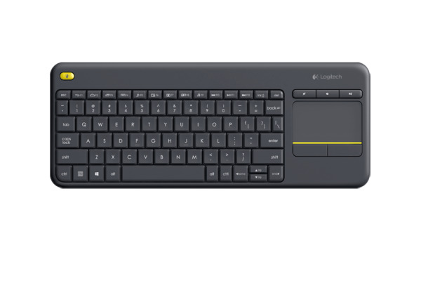 LOGITECH Wireless Touch Keyboard K400+ 920-007133