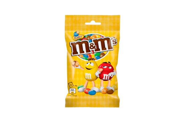 M&M´S Peanut 7762 125g