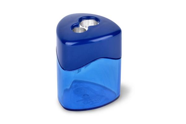 M+R Dosenspitzer zweifach 0958 0050 Kunststoff, assortiert