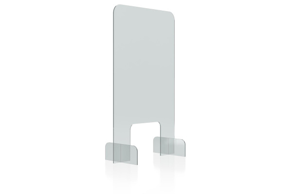 MAGNETOP. Hygienewand 500x850mm 1102750 Acrylglas