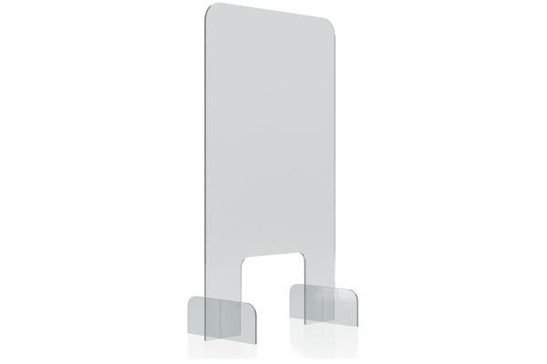 MAGNETOP. Hygienewand 700x850mm 1102770 Acrylglas