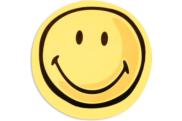 MAGNETOPLAN Kommunikations-Karten 1111562 Smiley positiv...