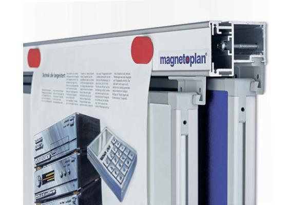 MAGNETOPLAN Wandschienensystem 1111577A Kompakt 1000mm