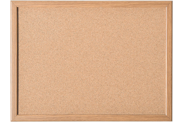 MAGNETOPLAN Korktafel mit Holzrahmen 121923 800x600mm