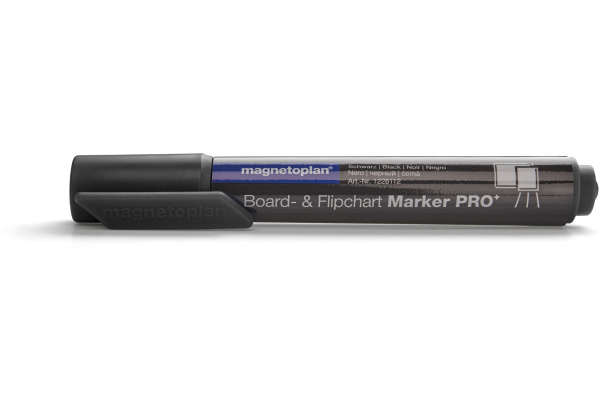 MAGNETOPLAN Kombimarker Pro+ 1228112 schwarz 4...