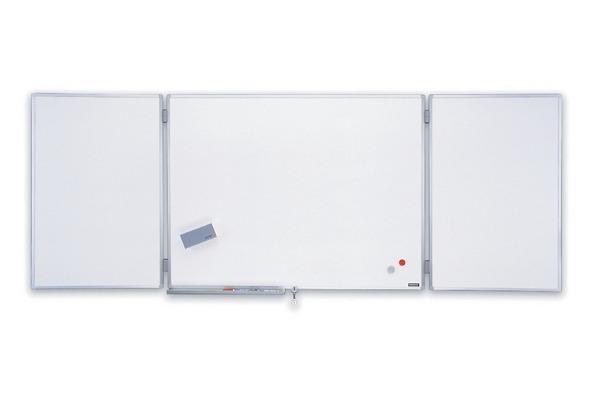 MAGNETOP. Ferroscript-Whiteboard 1240003 3-teilig 900x600mm