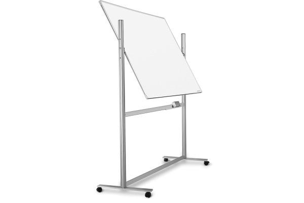 MAGNETOP. Mobiles Whiteboard 1242315 drehbar 1500x1000mm