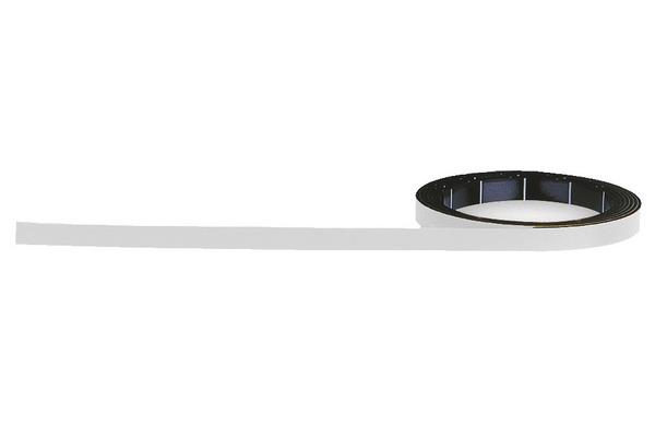 MAGNETOP. Magnetoflexband 1260500 weiss 5mmx1m