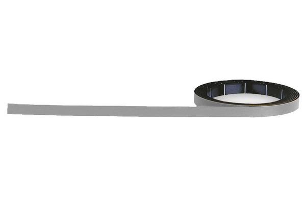 MAGNETOP. Magnetoflexband 1260501 grau 5mmx1m