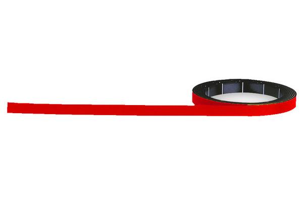 MAGNETOP. Magnetoflexband 1260506 rot 5mmx1m
