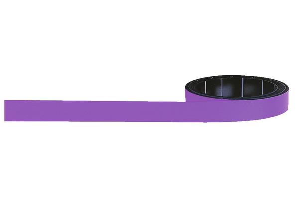 MAGNETOPLAN Magnetoflexband 1261011 violett 10mmx1m