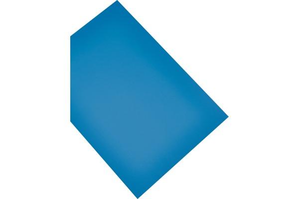 MAGNETOP. Magnetpapier A4 1266003 blau