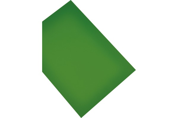 MAGNETOP. Magnetpapier A4 1266005 grün