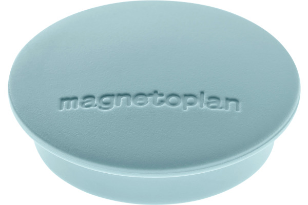 MAGNETOPLAN Magnet Discofix Junior 1662103 blau 10 Stk.