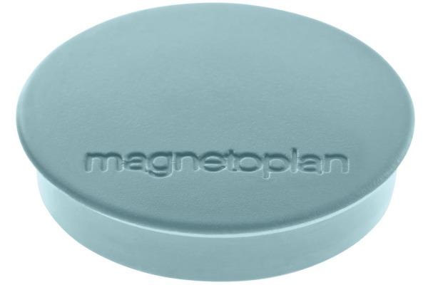 MAGNETOPLAN Magnet Discofix Standard 30mm 1664203 blau 10...