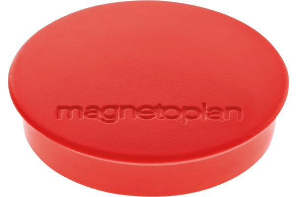 MAGNETOPLAN Magnet Discofix Standard 30mm 1664206 rot,...