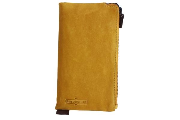 MARGELISC Portemonnaie Leather ML26.6 London 1 pineapple