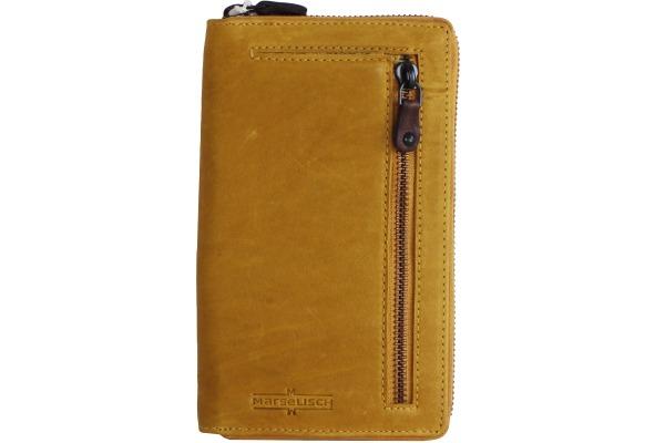 MARGELISC Portemonnaie Leather ML28.6 Paris 1 pineapple
