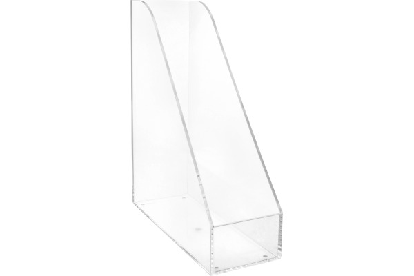 MAUL Stehsammler Acryl 19510 05 263x98x307mm, glasklar