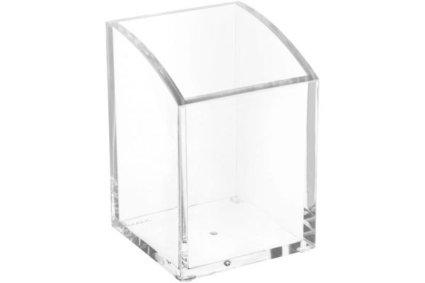 MAUL Stifteköcher Acryl 19550 05 70x104x70mm, glasklar