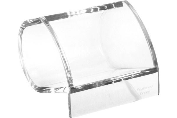 MAUL Büroklammernspender Acryl 19595 05 85x77x64mm, glasklar