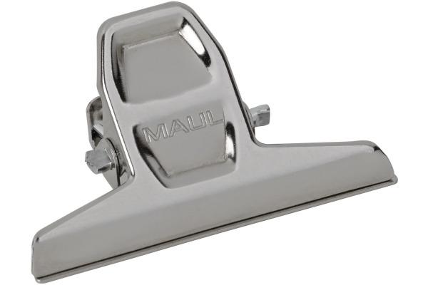 MAUL Briefklemmer MAULpro 55mm 2100596 silber