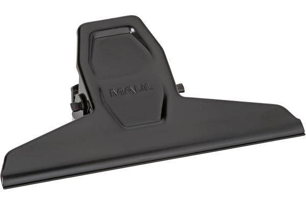 MAUL Briefklemmer 125mm 2101290 schwarz