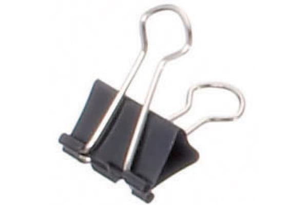 MAUL Mauly 214 19mm 2141990 schwarz 12 Stück