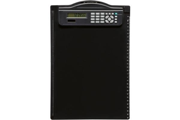 MAUL Schreibplatte Rechner A4 2325490 Kunststoff, schwarz