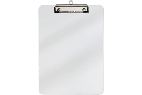 MAUL Schreibplatte Kunststoff A4 2340505 mit Bügelklemme, glasklar