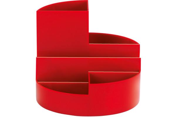 MAUL Rundbox 4117625 rot 6 Fächer