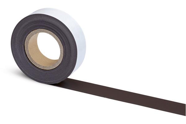 MAUL Magnetband 10mx35mmx1mm 6156109 selbstklebend