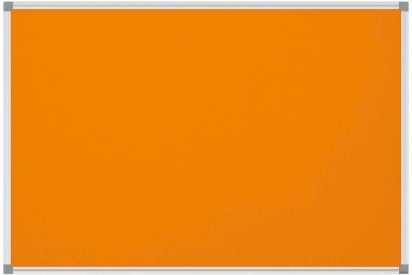 MAUL Pinnboard MAULstandard 6444243 90x120cm Textil,orange