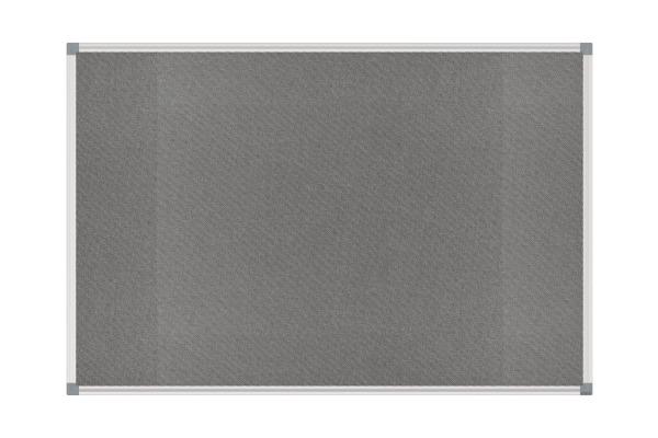 MAUL Pinnboard MAULstandard 6445084 90x180cm Textil,grau