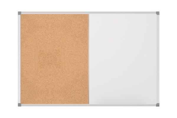 MAUL Combiboard MAULstandard 6445884 90x120cm Kork/Whiteboard
