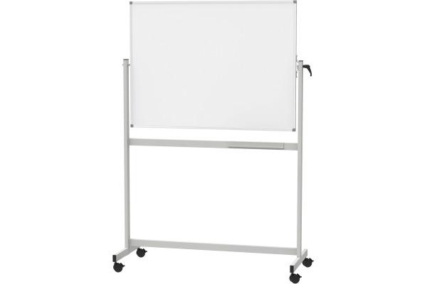 MAUL Mobiles Whiteboard 6459284 standard, drehbar, 90x120cm