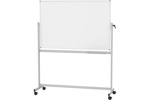 MAUL Mobiles Whiteboard 6459384 standard, drehbar, 100x150cm
