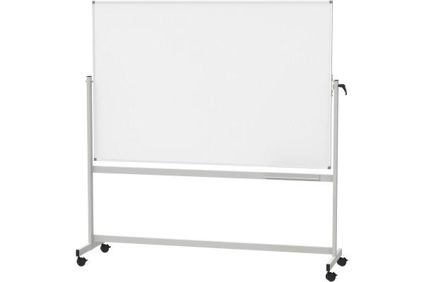 MAUL Mobiles Whiteboard 6459484 standard, drehbar, 120x180cm