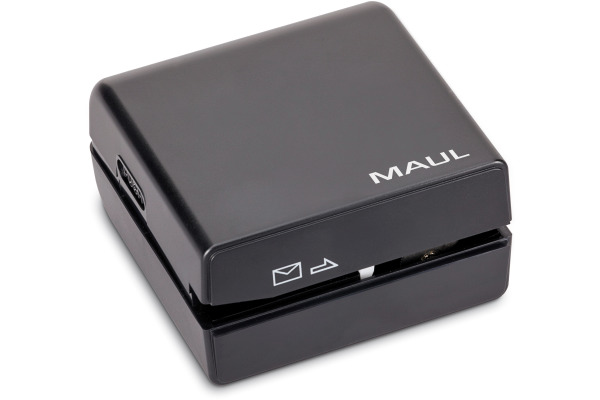 MAUL Brieföffner elektr. schwarz 75618 90