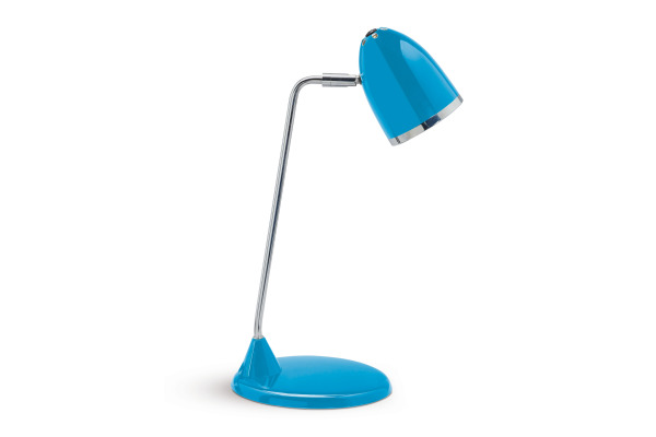 MAUL Energiespar-Leuchte 8231034 MAULstarlet hellblau