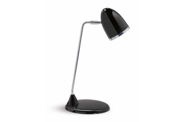 MAUL Energiespar-Leuchte 8231090 MAULstarlet schwarz